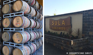 A weekend at Sula Vineyards in Nashik
