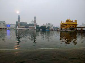 A day trip to Amritsar, Punjab.