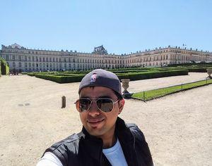 #PalaceOfVersailles #SelfieWithAView #TripotoCommunity #Paris #France