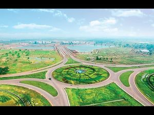 Naya(New) Raipur - A Smart City in Making