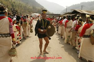 Nyokum Yullo Festival of Nyishi tribe in Arunachal
