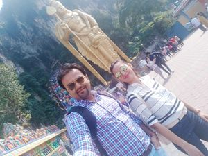 May god be everywhere & keep blessing All! #SelfieWithAView #TripotoCommunity
