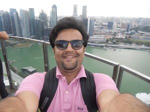Singapore-My Love at 1st Sight - In my Heart #SelfieWithAView #TripotoCommunity