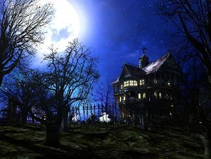 The Charleville mansion-Most Haunted Home of Shimla