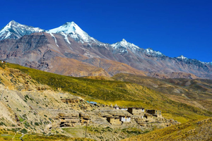 Tashigang – Village in the Spiti Valley