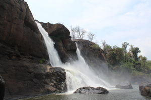 Athirapally Thrissur Wonderful Waterfall