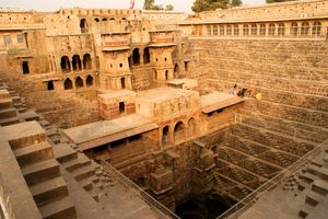Chand Baori 1/undefined by Tripoto