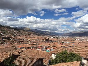 Peruvian Odyssey: Journey to the navel of the earth