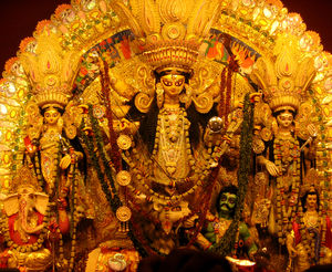 Reminiscing Durga Puja in a Foreign Land