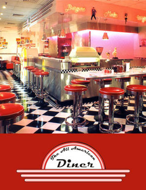 The All American Diner 1/3 by Tripoto