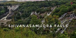 One day trip from Bangalore to Shivanasamusra Falls