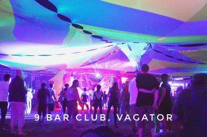 9 Bar, Vagator, Goa