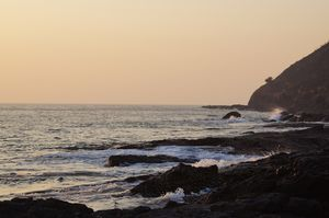 Harihareshwar – A beautiful tranquil beach, close to Mumbai!