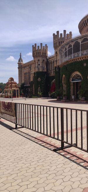 British Architecture in Bangalore: Bangalore Palace