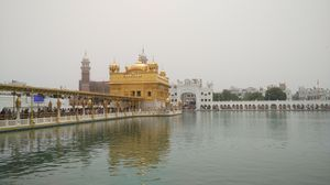 TRIP TO AMRITSAR FROM JAIPUR