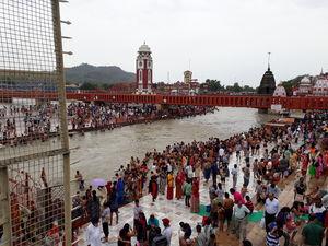 Trip to Haridwar and Hrishikesh (Uttarakhand) Part-I