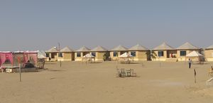 Only 4 days to explore Jaiselmer. Feel royal in the royal state- Rajasthan.