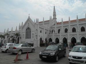 Chennai Mahabalipuram Pondicherry