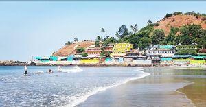 """Arambol, Goa """"Search for soul"""""""