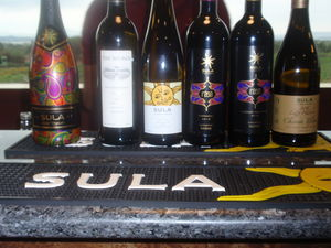 See, swirl, sniff and sip- the 4S from Sula vineyards!