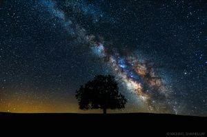 Spot the Milky Way