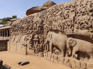 Mahabalipuram the India's Most Famous Historical place