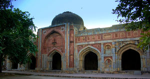 Lesser known Monuments in Delhi