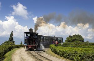 Let's Go Back in Time with Toy Trains That Take You to the Hills