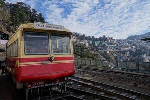 Kalka Shimla Toy Train 1/undefined by Tripoto