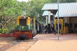Matheran Toy Train Station 1/undefined by Tripoto
