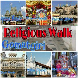 INDORE Thru my Eyes -- A RELIGIOUS WALK
