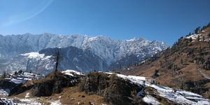 Kothi, manali, solang valley - place to visit in a row...