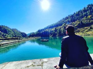 Barot valley.. The unexplored beauty of Himachal.. ❣️❣️