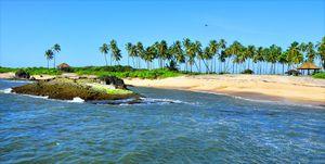 Vasco da Gama's Pit Stop in St.Mary's Island, Karnataka!