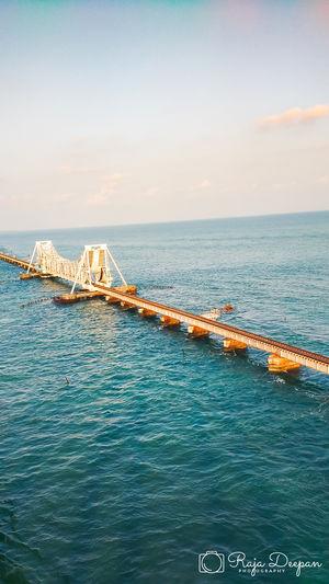 Indian First Sea Bridge