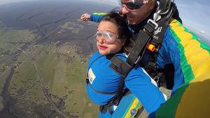 Tandem Skydiving-Sydney