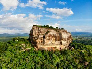 The time I visited Sigiriya
