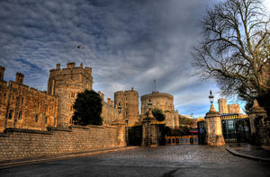 Windsor Castle 1/2 by Tripoto