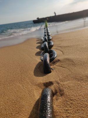 Kollam Beach , Kerala