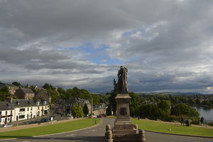 Inverness - A Hamlet in the Highlands