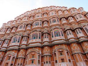 Gulabi Jaipur!!