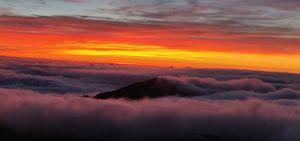 Haleakala - The Land of the Rising Sun