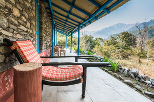 Get Up Close with the Wild at Vanghat Jungle Lodge