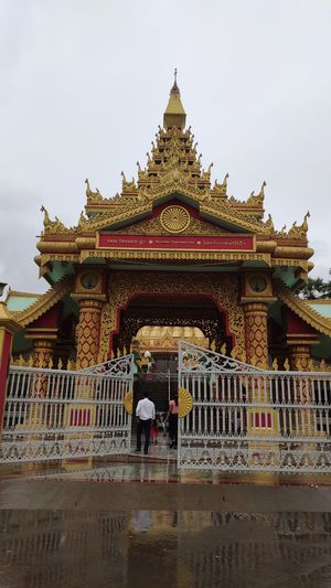 Temple of Buddha - Pagoda Temple