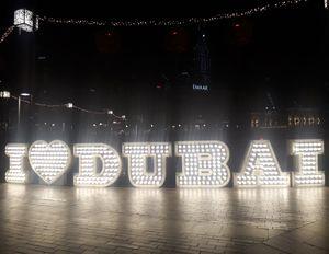 Dubai, An awe-inspiring place.