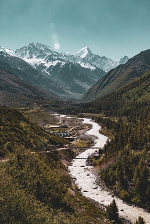 Chitkul; India's last village has views to die for!