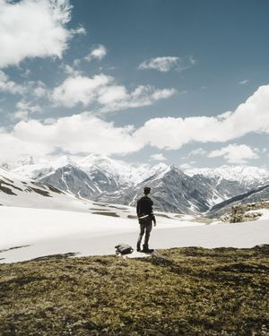 Rohtang pass like never before