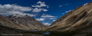 The Himalayan Ride - Pangong Tso & Nubra series