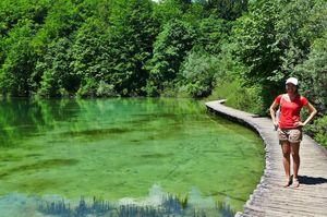 Daytrip to Plitvice Lakes