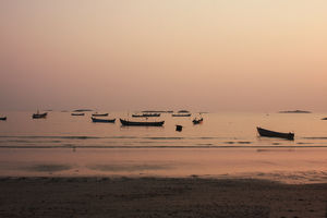The Mighty Murudeshwara - A visual guide to the coastal town of Karnataka, India